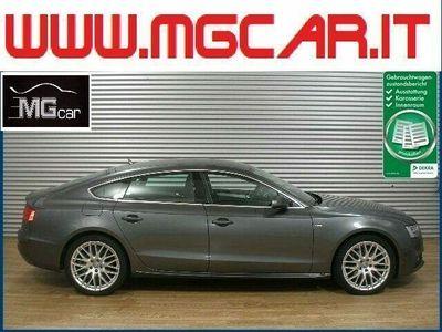 usata Audi A5 SPB 3.0 V6 TDI 218 CV quattro S tronic S line edition