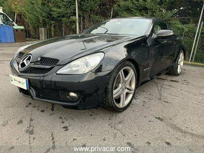 usata Mercedes 200 SLK Roadster - R171k Sport 184cv