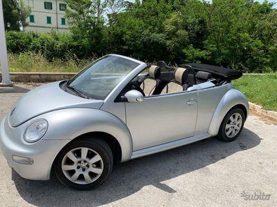 used VW Beetle New1.9 TDI 105CV Cabrio diesel
