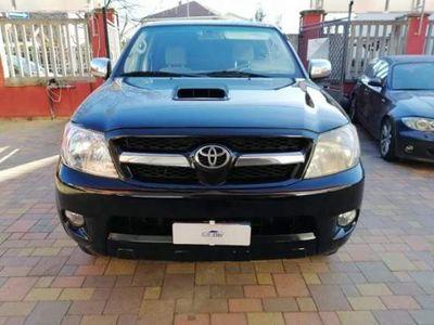 usado Toyota HiLux Hilux2.5 D-4D 4WD 4p. Double Cab DLX