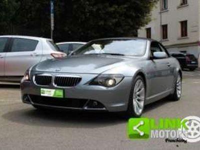 usata BMW 645 Serie 6 Ci