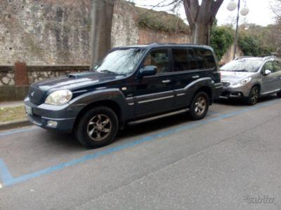 used Hyundai Terracan - 2004