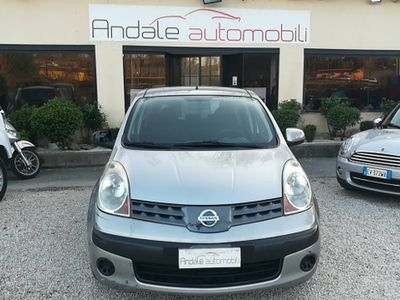 used Nissan Note 1.5 dCi 68CV Visia