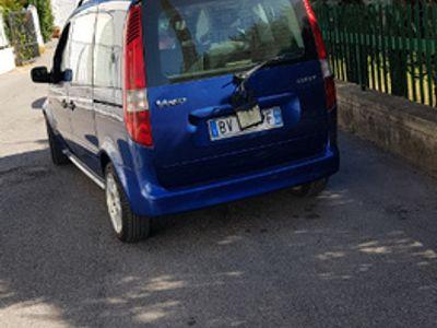 usado Mercedes Vaneo diesel 1.700