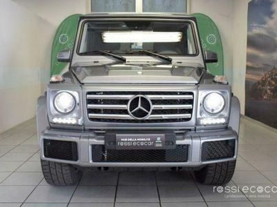 used Mercedes G350 d S.W.