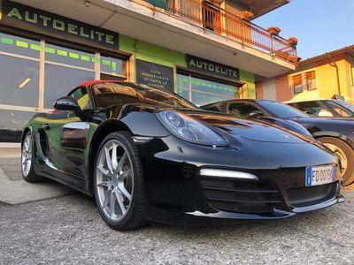 usata Porsche Boxster 2.7 Euro6B Navi Xenon Sedili Riscaldati Kit Sound