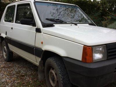 używany Fiat Albea Panda 1100 i.e. cat 4x4 Trekking del 1997 usata a