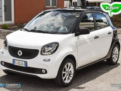 gebraucht Smart ForFour 1.0 Youngster 71cv twinamic