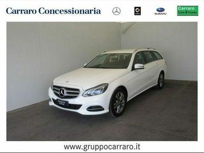 usata Mercedes E220 ESW 220 BT Premium 4matic auto