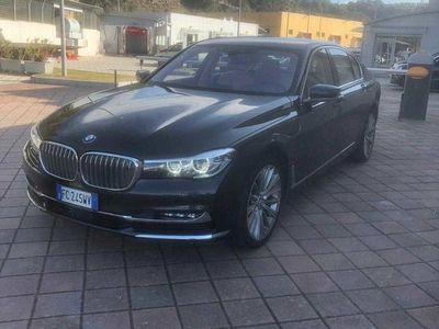 usata BMW 730 Serie 7 d xDrive Eccelsa del 2016 usata a Amato