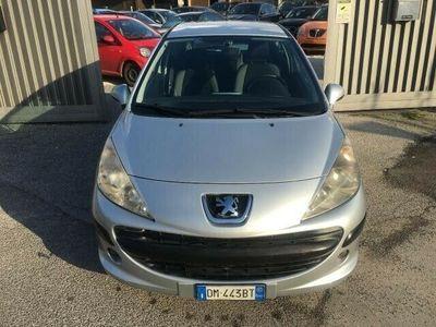 usata Peugeot 207 1.4 88CV 3p. X Line POSSIBILITA\' IMPIANTO GPL