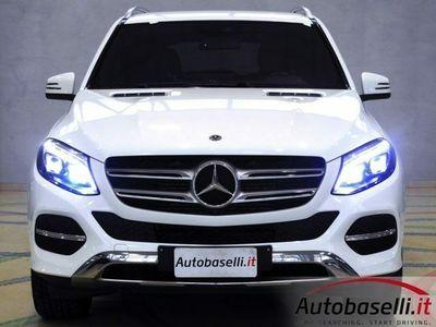 usata Mercedes E250 GLE suv d 4Matic Sport usato