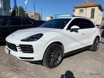 usata Porsche Cayenne S UFFICIALE ITALIANA LISTINO DA