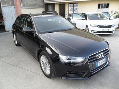 usata Audi A4 Avant 2.0 TDI 150 CV Multitronic Advantage Plus