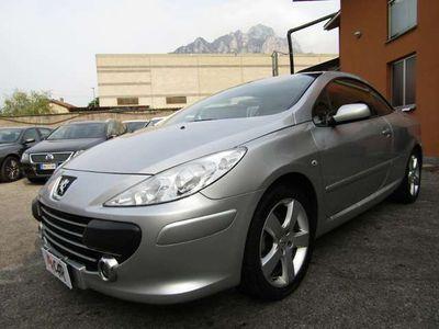 usata Peugeot 307 CC 2.0 HDi FAP Tecno * 201.000 KM *