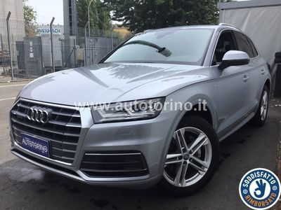 usata Audi Q5 Q540 2.0 tdi Business Sport quattro 190cv s-troni