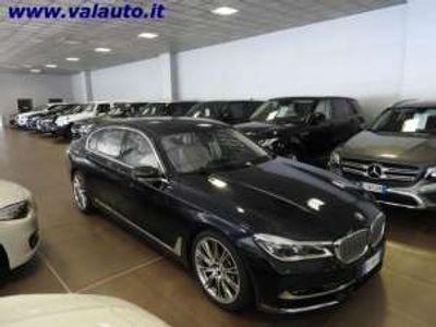 usata BMW 750L i xdrive individual executive cv450 benzina