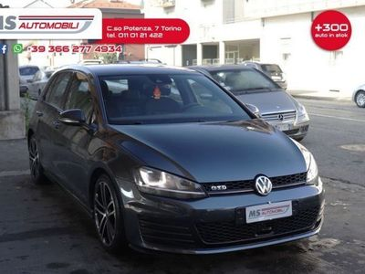 usata VW Golf Golf2.0 TDI 5p. GTD DSG BlueMotion Technology