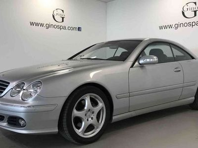 używany Mercedes CL500 Classe CLcat