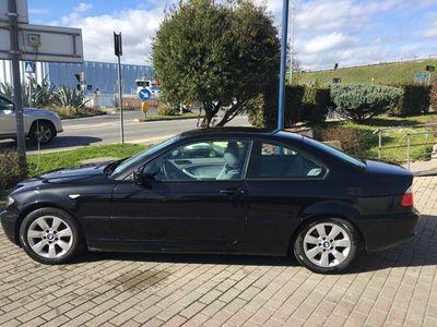 usata BMW 320 Cd Coupè