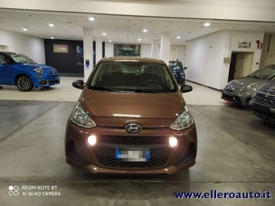 usata Hyundai i10 1.0 MPI Advanced
