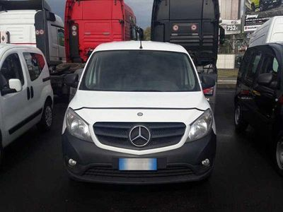 usado Mercedes Citan 109 cdi Long E5