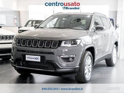 usata Jeep Compass Phev Limited 1.3 TurboT4 Phev 4x...