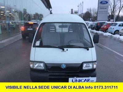 usata Piaggio Porter 1.3i GPL 16V cat Blind Van