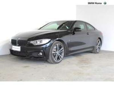 usata BMW 440 i xDrive aut. Coupé Msport Benzina