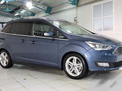 usata Ford Grand C-Max Titanium 7-sitzer Navi Bi-xenon Lm17