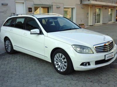 usata Mercedes C220 CDI S.W. BluEfficiency- Aut.- 2 Prop.-Km. Certif.