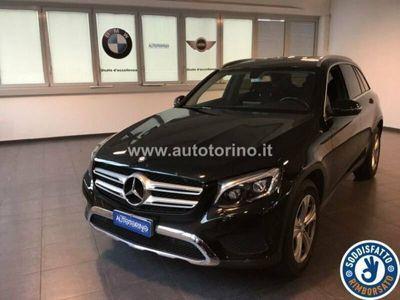 usata Mercedes GLC220 220 d Business 4matic auto
