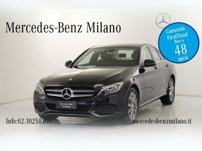 usata Mercedes C200 d Sport