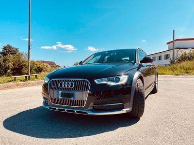 usata Audi A6 Allroad SUPER ACCESSORIATA