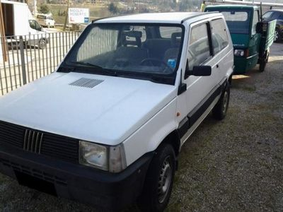 usata Fiat Panda 4x4 1100 i.e. cat - cambio rotto rif. 11026841