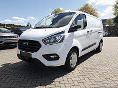 usata Ford Custom TransitL2 2.0 Tdci 105ps Trend 3,2t 3-sitzer Klima Schiebetür Links Und Rechts Frontscheibe Beheizb. Navi Pdc V+h Rückf.kamera