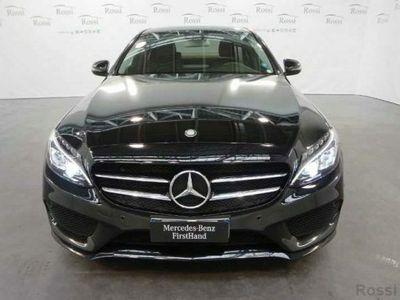 usata Mercedes C250 d Premium 4matic auto 9m rif. 11300866
