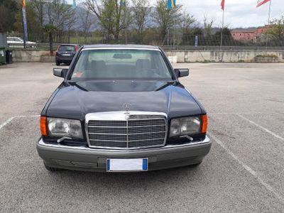 begagnad Mercedes 500 SE