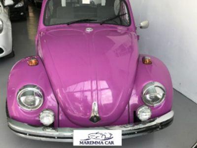 usata VW Käfer maggiolino1.2 l benzina 2/3-porte manuale rosa