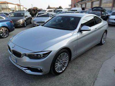 usata BMW 440 Serie 4 Coupé (F32) xDrive aut. Coupé Luxury