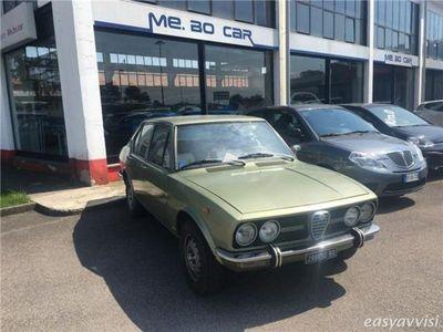 usado Alfa Romeo Alfetta 1.8 prima serie scudo stretto benzina