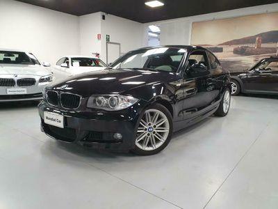 usata BMW 120 Coupé 120d cat 3 porte Futura DPF