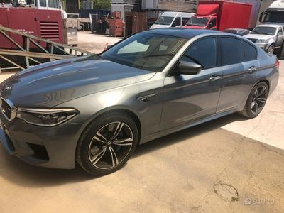 usata BMW M5 600hp