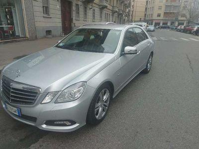 usata Mercedes E350 CDI BlueEFFICIENCY 4M. Avantgarde