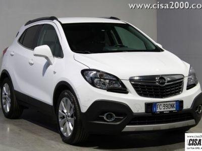 usado Opel Mokka 1.6 CDTI Ecotec 136CV 4x2 aut. Cosmo usato