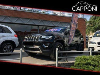 brugt Jeep Grand Cherokee Overland 3.0 V6 CRD 250 CV MJT