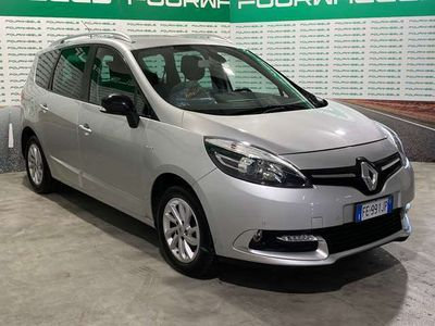 usata Renault Scénic Scenic1.5 dCi 110CV LIMITED