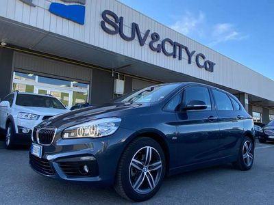 usata BMW 218 Serie 2 A.T. (F45) SPORT/KM CERTIFICATI