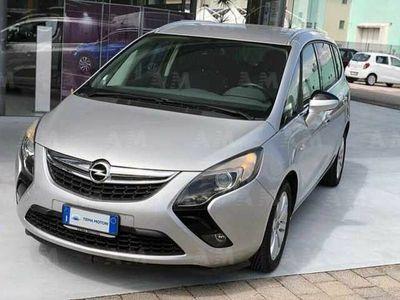 usata Opel Zafira Tourer 1.6 Turbo EcoM 150CV Cosmo del 2013 usata a Rende