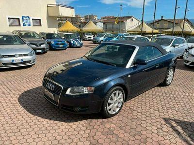 usata Audi A4 Cabriolet A4 Cabriolet 2.5 V6 TDI cat